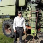 Дружная фермерская семья