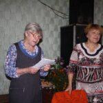Ветераны не скучали: пели песни, танцевали