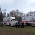 В Смоленском районе побывал «Поезд здоровья»