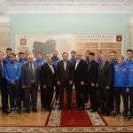 Смоленская команда будет защищать честь страны на чемпионате мира по футболу среди студентов