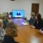 В Смоленском районе обсудили послание Президента Владимира Путина Федеральному собранию