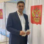 Председатель Смоленской районной Думы Сергей Эсальнек принял участие в голосовании по поправкам в Конституцию
