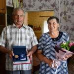 «Ситцевое» счастье супругов Ефименковых